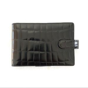 Authentic Filofax Leather Organizer